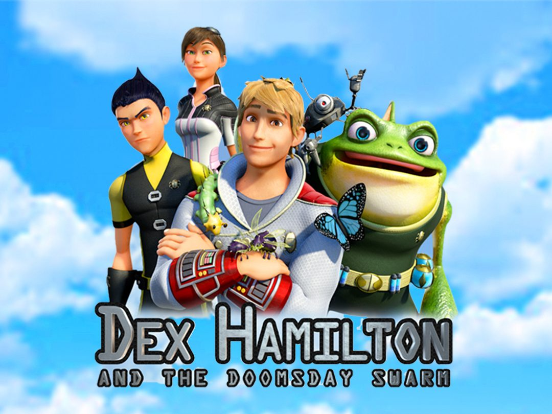 Dex Hamilton & The Doomsday Swarm